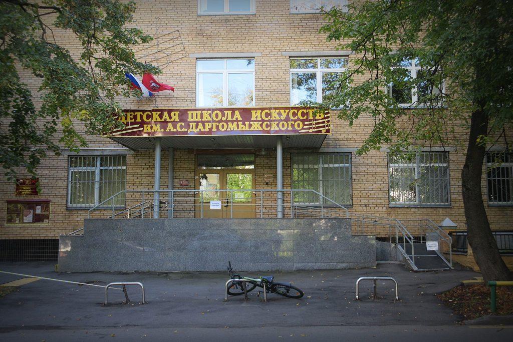 Детская музыкальная школа где заседали домовые после сноса Дома с башенкой на Аргуновской