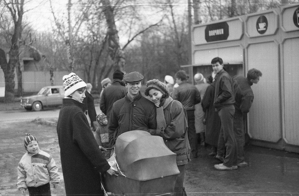 Пончиковая в Останкине в 1980х описная в Останкинских историях Владимира Орлова